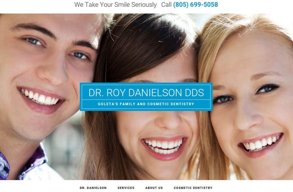 Dentist – OnePager