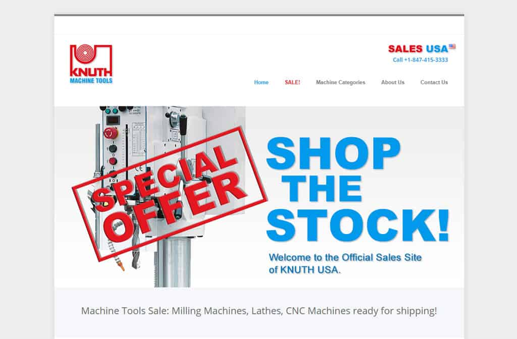 Online Store Knuth