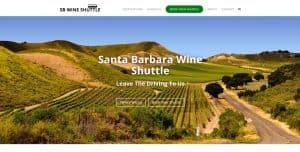 Santa Barbara Wine Shuttle