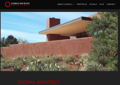 Architect Van Block