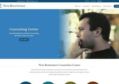 New Beginnings Counseling Center